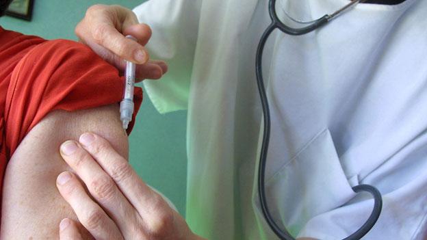 Grippe-Impfzwang fürs Pflegepersonal?