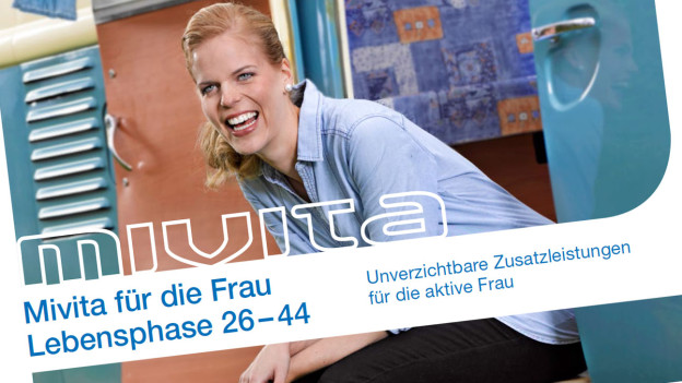 Audio «Mivita-Zusatzversicherung: Keine Schwangerschaft ab 45» abspielen.
