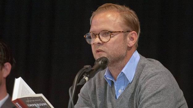 Porträt des Schweizer Autors Christian Kracht