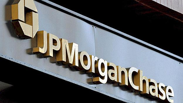 13-Milliarden-Busse für die US-Bank JP Morgan Chase
