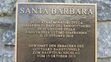 Audio «Gotthard-Basistunnel: Mahnmal für die neun Opfer» abspielen.