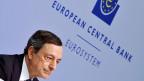 Audio «EZB-Chef Draghi - mit dem Mut der Verzweiflung» abspielen.