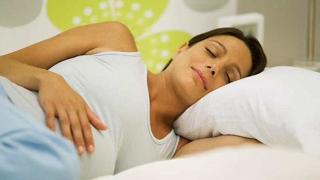 Wenn Arme und Beine einschlafen