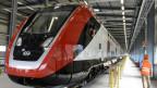Dank der neuen Doppelstockzüge bleibt der schnelle Anschluss nach Zürich bestehen.