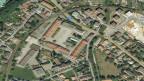 Der Waffenplatz befindet sich mitten in Lyss