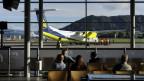 Ab Bern-Belp in die grosse weite Welt: jetzt noch einfacher dank mehr Wettbewerb unter den Fluggesellschaften.