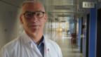 Stefan Zimmerli: «Das Schicksal der Kinder mit HIV geht mir nahe.»