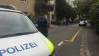 Polizeieinsatz in König Faysal Moschee