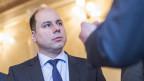 Der 44-jährige Nationalrat Mauro Tuena präsidiert neu die Stadtzürcher SVP.