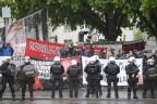 Am 1. Mai gehört die Zusammenarbeit der Zürcher Polizeien dazu.