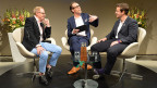 Kurt Aeschbacher, Christian Zeugin und Kevin Hirt in der Sendung «Persönlich».