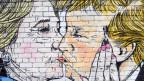 Australische Street Art von Lushsux