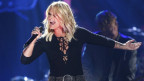 Miranda Lambert auf der Bühne.
