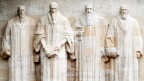 Das Reformationsdenkmal in Genf
