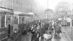 Schauplatz der Geschichte: Berlin Alexanderplatz um 1928.