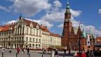 Die aktuelle Kulturhauptstadt Europas ist Wroclaw, auch Breslau genannt.