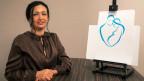 Alyaa Gad während den Aufzeichungen zu einer ihrer Youtube-Filmen.