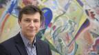 Mit Kunst gegen Gewalt: Josef Helfenstein, Direktor des Kunstmuseums Basel, im Gespräch.