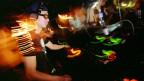 Symbolbild: Clubszene mit Langzeitbelichtung.
