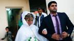 Gemischt Shiitisch-Sunnitische Hochzeit in Baghdad.