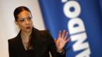 Audio «Sandoz-Chefin Rebecca Guntern: «Ich kann nicht überall genügen.»» abspielen.