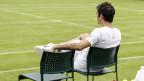 Roger Federer ist zur Zeit nicht zufrieden mit seiner Leistung.