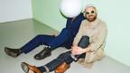 Dominik Huber begeistert als «Friend» mit neuer Musik.
