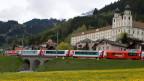 Audio «Disentis: Ein Dorf kämpft ums Überleben» abspielen.