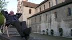 Bleibt trotz Mitgliederschwund entspannt: Der Schaffhauser Pfarrer Matthias Eichrodt