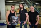 Audio «Coroner: Die Metal-Avantgardisten kommen zurück» abspielen.