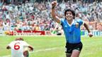 Audio «Maradona: «Die Hand Gottes» wird 30. Und gerne besungen.» abspielen.
