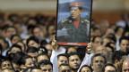 In ganz Lateinamerika trauern Mmenschen um Hugo Chavez, hier in Nicaraguas Hauptstadt Managua.