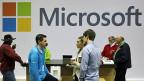 Gewaltige Busse für Microsoft.