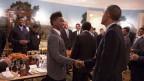 Audio «Präsident Obama, die Schwarzen und der Rassismus in den USA» abspielen.