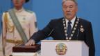 Audio «Kasachstan: ein Land unter Kontrolle eines einzigen Mannes» abspielen.