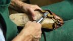 Innovation gefragt: Schuhmacher im Veneto.