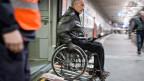 Das Leben mit Behinderung bleibt eine Hürde. Symbolbild.