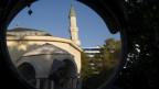 Audio «Besuch in der grössten und in der neusten Moschee der Schweiz.» abspielen.