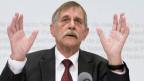 Pierre Triponez, Präsident Oberaufsichtskommission Berufliche Vorsorge im Mai 2013 in Bern.