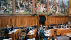 Im Ständerat wird über die Unternehmenssteuer III diskutiert. Archivbild.