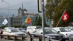 Tagtäglich wird Genf von einer Blechlawine erfasst. Das soll sich ändern. Am 5. Juni wird über ein weiteres Projekt abgestimmt.