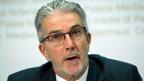 Der Direktor der Wettbewerbskommission Rafael Corazza nimmt in der Samstagsrundschau Stellung.