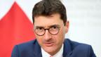 Jörg Gasser, neuer Staatssekretär für internationale Finanzfragen, wird den Medien vorgestellt, am Mittwoch, 20. April 2016, in Bern