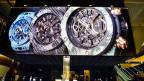 Baselworld, die Weltmesse für Uhren und Schmuck, in Basel am Mittwoch, 16. März 2016.