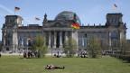 Audio «Vor 25 Jahren: Der historische Entscheid pro Hauptstadt Berlin» abspielen.