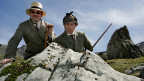 Audio «Fans von Sherlock Holmes pilgern 1968 nach Meiringen» abspielen.