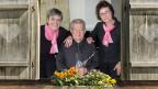 Audio «Zum 75. Geburtstag von André Berlinger» abspielen.