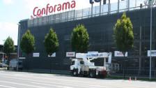 Audio «Conforama: «Produkte noch im Laden testen»» abspielen.