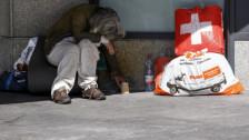 Audio «Obdachlos in der Schweiz: Ein Gassenarbeiter erzählt» abspielen.