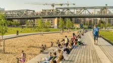 Audio «Aus der Brache auferstanden – neu gestalteter Stadt-Raum» abspielen.